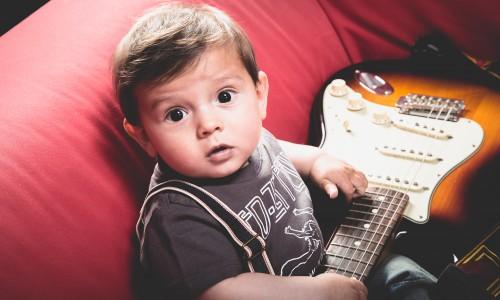 Jaime. Sesión estudio bebé. Photogenia Profesionales