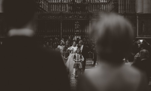 Ceremonia Lucía y Mario. Catedral de Cuenca. Photogenia Profesionales